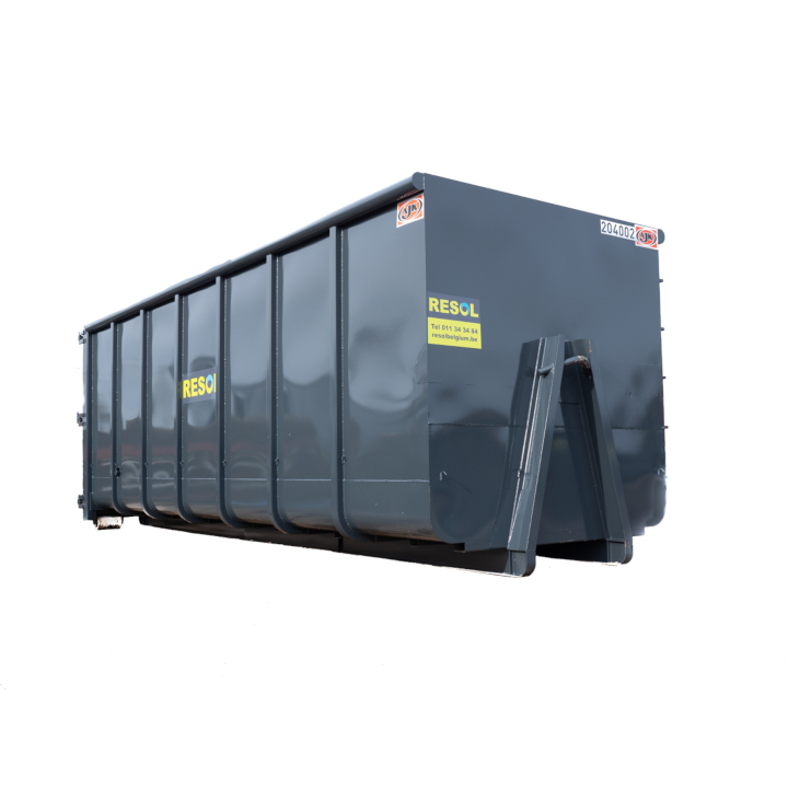Afzetcontainer 40m³