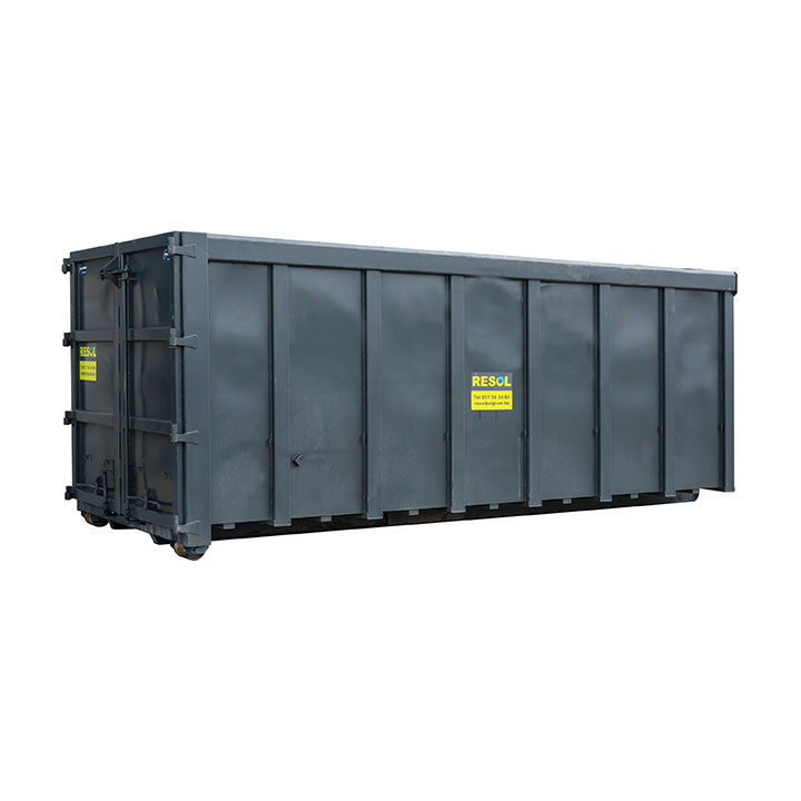 Afzetcontainer 30m³